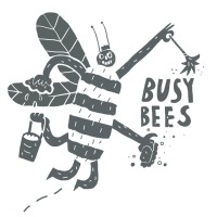 BUSY BEES LOGO