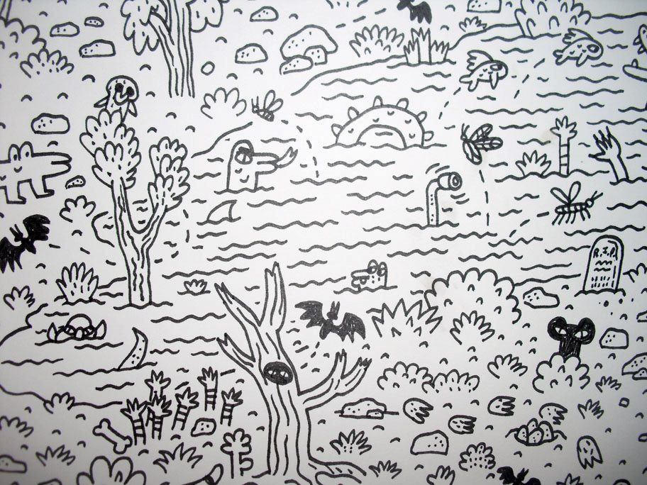 waldo coloring pages - photo#14