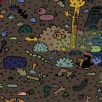 WHERE'S BIGFOOT? (COLORING)
