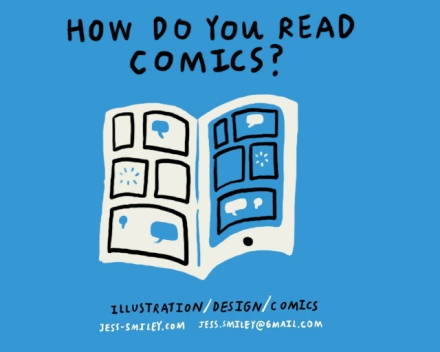 HowDoYouReadComics