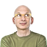 """Life Is Too Short Not To Do Something That Matters"" - Seth Godin"